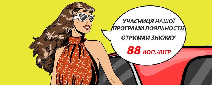 Акція «Букет літрів від Rodnik»